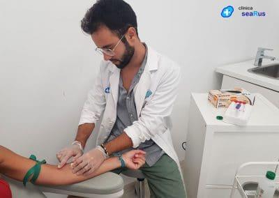 Enfermería - Clinica Searus