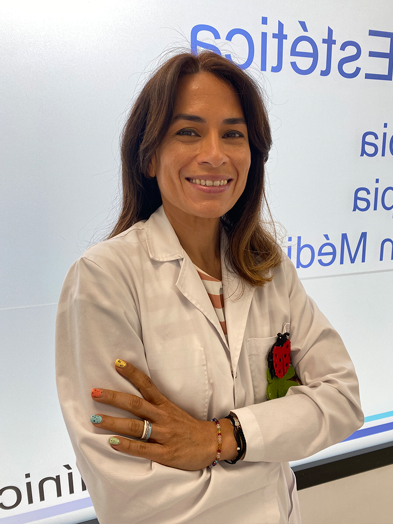 Dra. Estefanía Vallejos Caraballo